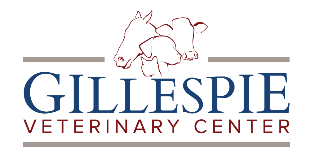 Gillespie Veterinary Center - Fredericksburg, Texas - Logo